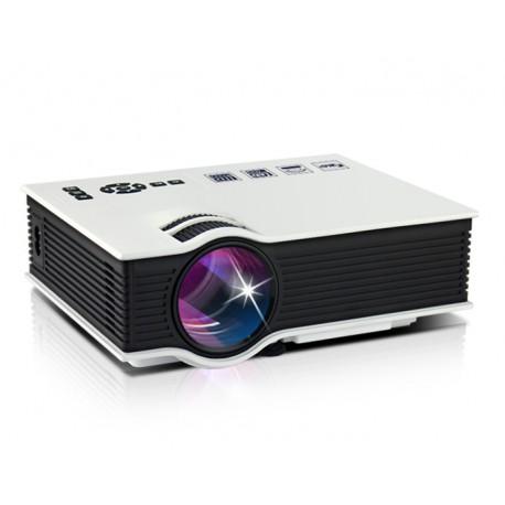 VideoProiector LED Techstar BT400 compatibil HDMI, USB si SD