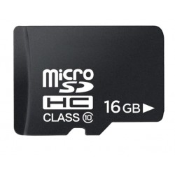 Card de memorie MicroSDHC Techstar® Clasa 10 de 16 GB
