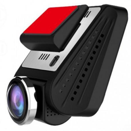 Camera auto DVR iUni Dash A33, Display 2.50 inch IPS, Full HD, Unghi Filmare 360 grade, WDR, Night Vision
