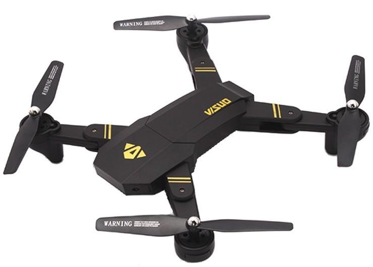 Drona iUni N809W, Brate Pliabile, WiFi, Camera 2MP, Transmisie Live pe Telefon, Altitudine automata, Negru imagine techstar.ro 2021