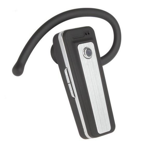 Casca Bluetooth cu Camera Spion iUni SpyCam B01, Full HD 1080p, 12MP, audio-video, foto imagine techstar.ro 2021
