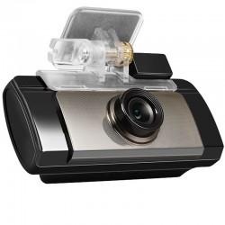 Camera auto DVR iUni Dash G200, Double Cam, 4K, Touchscreen, Display 2.7 inch IPS, Full HD, WDR, 160 grade