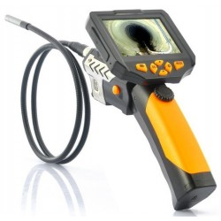Camera Endoscop Inspectie Auto iUni Spion EED08D, cu display de 3,5 inch, cablu 1m