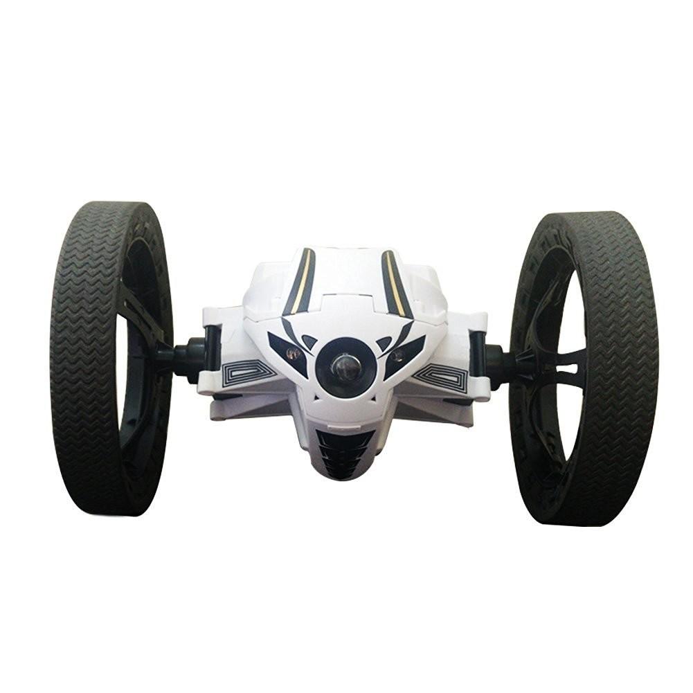 Drona iUni Bounce Car 223, 4 Canale, Frecventa 2.4 GHz, Alb imagine techstar.ro 2021