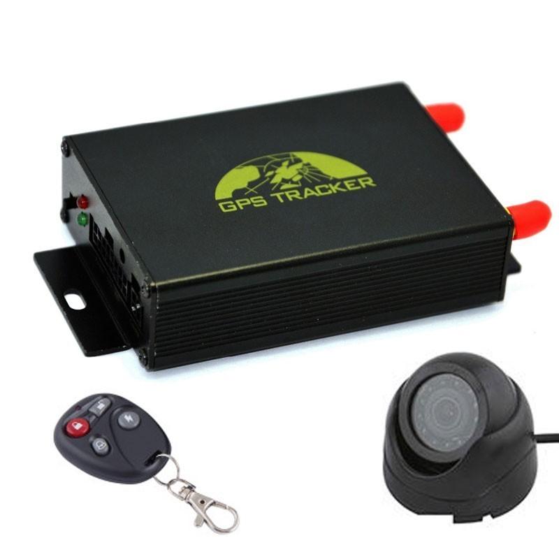 GPS Tracker Auto iUni Track i7B cu Camera, Microfon, Autonomie nelimitata imagine techstar.ro 2021