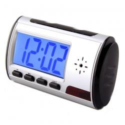 Ceas de Birou Spion cu Camera iUni SpyCam B250, senzor de miscare, Reportofon, Foto, Video