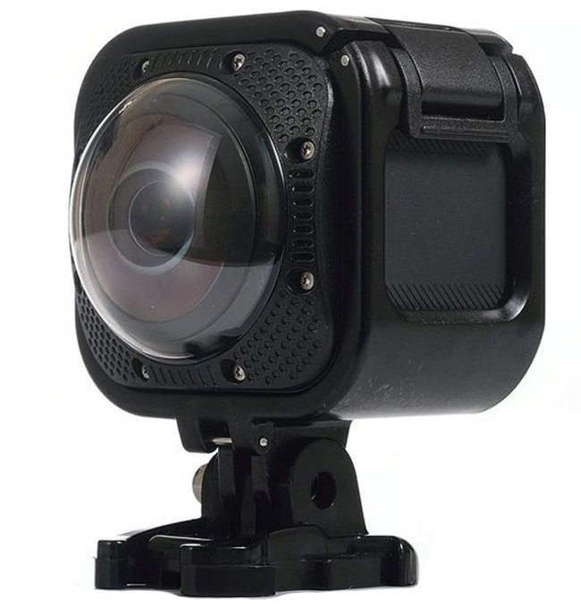 Camera sport iUni Dare CUBE360F Wifi, 1080P, 360 grade, Panoramic, VR Video imagine techstar.ro 2021