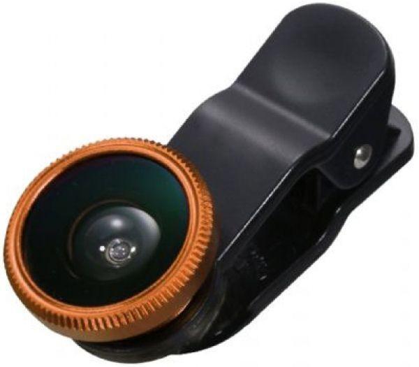 Kit Lentile Foto iUni 3-in-1 Macro, Wide Angle si FishEye compatibile cu Smartphone si Tableta, Auriu imagine techstar.ro 2021