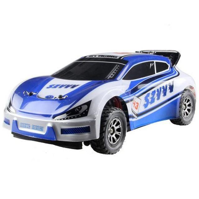 Masinuta cu Telecomanda iUni A949, 40km/h Rally Car, Albastru imagine techstar.ro 2021