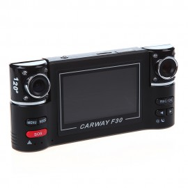 Camera Video Auto Carway Doua Camere FullHD