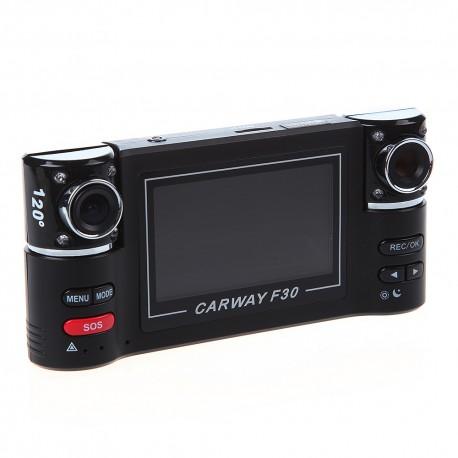 Camera Video Auto Carway Doua Camere FullHD