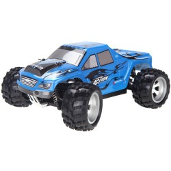 Masinuta cu Telecomanda iUni A979, 50km/h Off Road Buggy 4x4, Albastru
