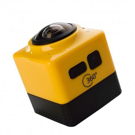 Camera Video cu Filmare 360 Panoramica Soocoo Cube Grade 720P