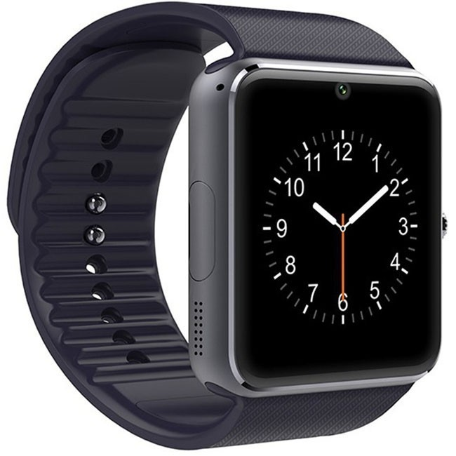 Resigilat! Ceas Smartwatch cu Telefon iUni GT08s Plus, Camera 1,3 Mp, Apelare BT, LCD Capacitiv 1.54 inch