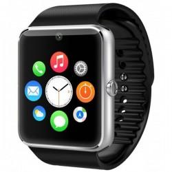 Resigilat! Ceas Smartwatch cu Telefon iUni GT08s Plus, Camera 1,3 Mp, Apelare BT, LCD 1.54 inch, Argintiu