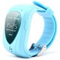 Resigilat! Ceas GPS Tracker cu Telefon pentru copii iUni U11, Alarma SOS, Blue
