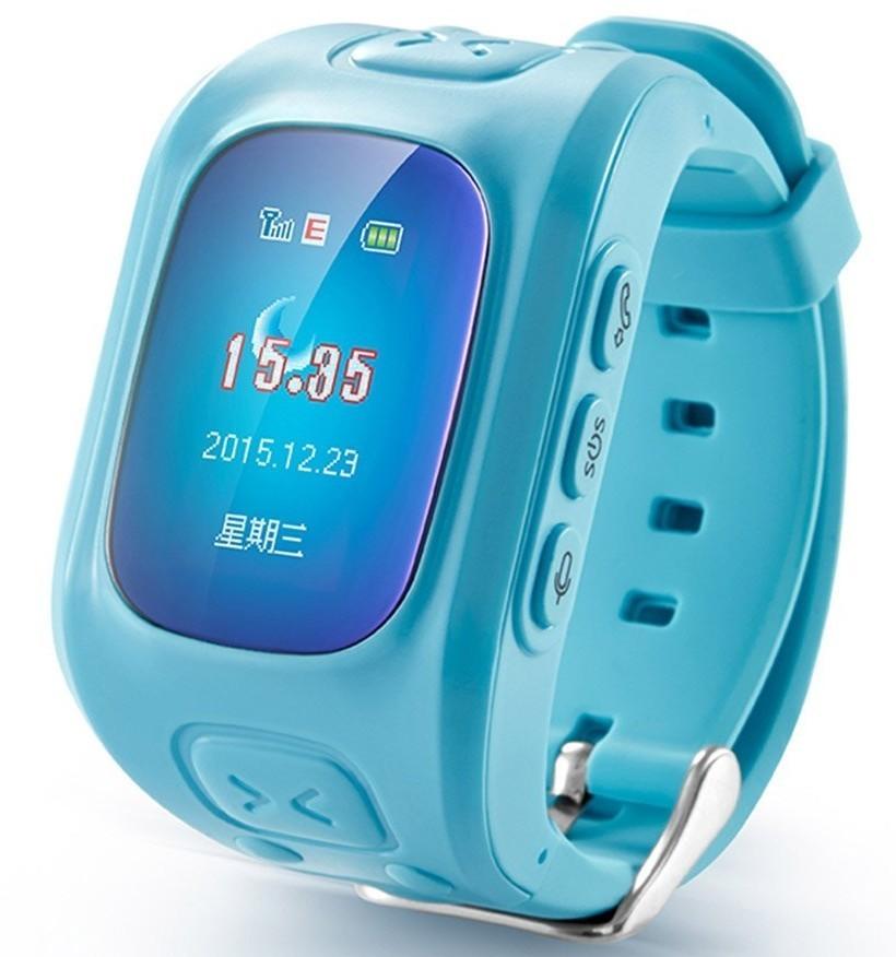 Resigilat! Ceas GPS Copii iUni U6, Localizare Wifi, Apel SOS, Pedometru, Monitorizare somn, Blue imagine techstar.ro 2021