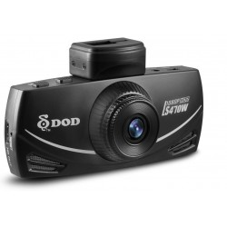 "Resigilat! Camera auto DOD LS470W, Full HD, GPS 10x, senzor Sony, lentile 7g Sharp, WDR, G senzor, 2.7"" LCD"