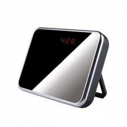 Resigilat! Ceas cu Camera Spion HD si Detector de Miscare iUni SpyCam B255, Card 8GB