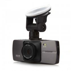 Resigilat! Camera Auto iUni Dash i88, rezolutie 1080p Full HD, LCD 2.7 inch, 140 grade, senzor G + Card 16 GB