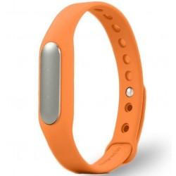 Resigilat! Bratara fitness iUni MI1, Bluetooth, Activity and Sleep, Portocaliu