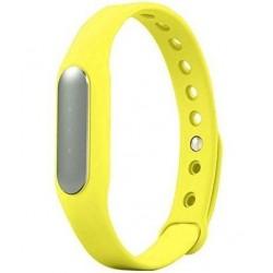 Resigilat! Bratara fitness iUni MI1, Bluetooth, Activity and Sleep, Galben