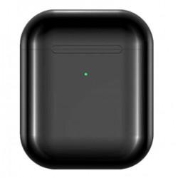 Casti i9000 TWS AIR 2 Techstar®, Bluetooth, Wireless, Pentru Android si iOS. Negru