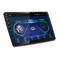 Navigatie Multimedia Auto 2Din Techstar® Android 8.1, GPS, Bluetooth, MirrorLink DSP, OBD2, 1GB RAM si 16GB ROM, 9 inch