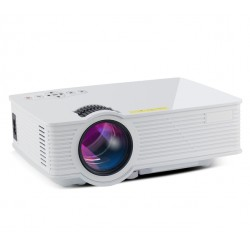 VideoProiector LED Techstar BT140 White cu ANDROID, HDMI USB SD