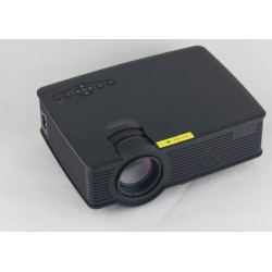 VideoProiector LED Techstar BT140 Black cu ANDROID, HDMI USB SD
