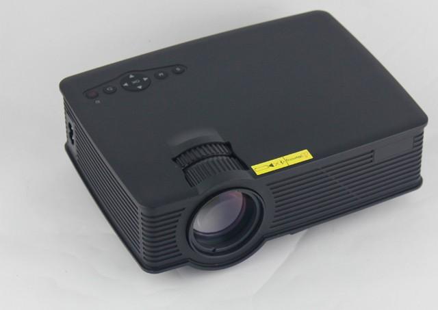 videoproiector led techstar bt140 black cu android, hdmi usb sd