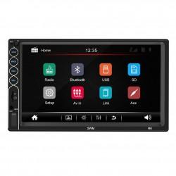 Mp5 player auto SWM N6 2din universal cu Rama Suporti Bluetooth Navigatie MirrorLink