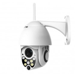 Camera Supraveghere PTZ IP Wi-fi Techstar® P11, Outdoor Speed Dome, Wireless, Wateproof, 320°, 1080p
