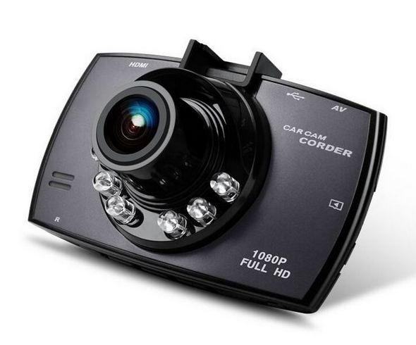 Camera Auto DVR Black Box Novatek G30 FullHD 12MPx Resigilata