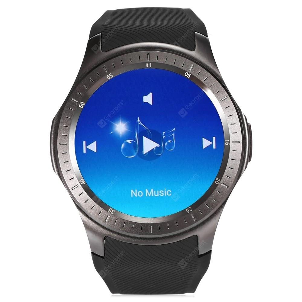 Smartwatch Telefon Cu Android Iuni Dm368 Plus, Amoled 1.39 Inch, Wi-fi, 4g, Gps, Bluetooth, Negru