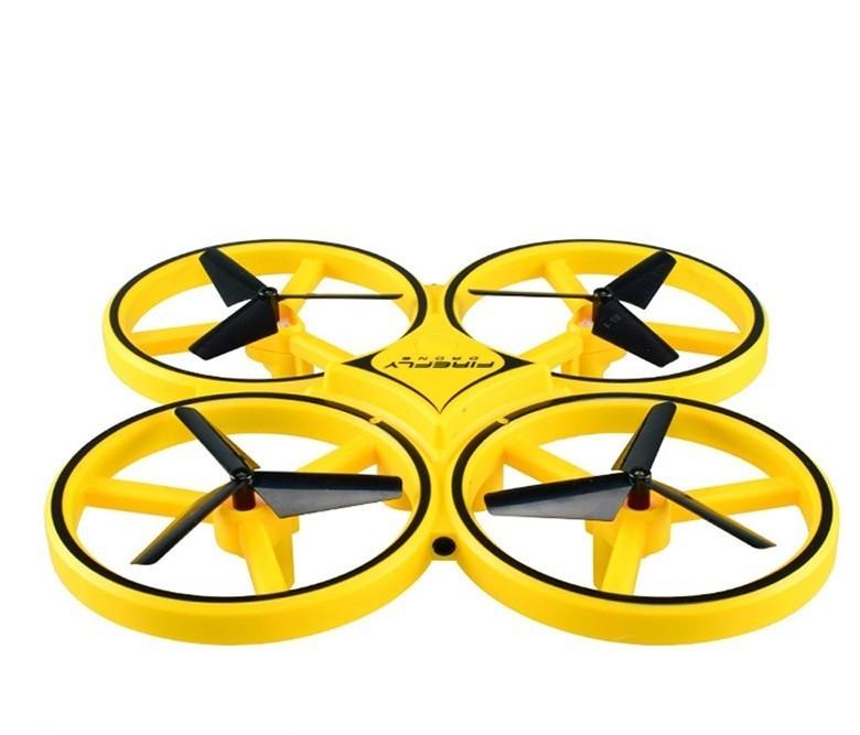 Drona iUni, leduri pentru exterior, Giroscop, Galben imagine techstar.ro 2021
