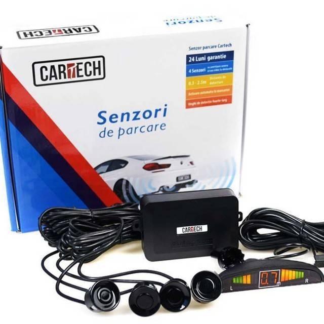 Senzori de parcare Cartech CTK03 imagine techstar.ro 2021