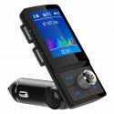 Modulator FM Transmitator Auto Techstar® BC45 Bluetooth 4.2 Dual USB Voice Assistant MicroSD
