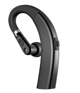 Casca Bluetooth Techstar® M11 Negru, Ultra Usor, Comfortabil, Sunet HD, Noise Canceling, 10gr