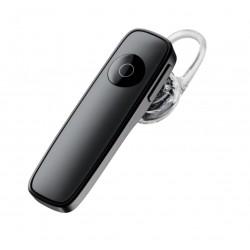 Casca Bluetooth Techstar® M165 Negru, Sunet HD, Autonomie Mare, Elegant, Active Noise-Cancellation