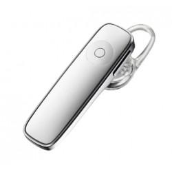Casca Bluetooth Techstar® M165 Alb, Sunet HD, Autonomie Mare, Elegant, Active Noise-Cancellation