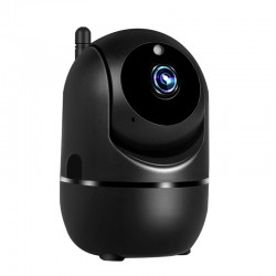 Camera supraveghere Techstar® RL-81 1080P FULL HD, MicroSD + Cloud, WiFi, Detectarea miscarii, Night Vision Infrarosu