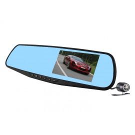 Camera Video Auto Oglinda Allwinner L9000 Dubla FHD Resigilata