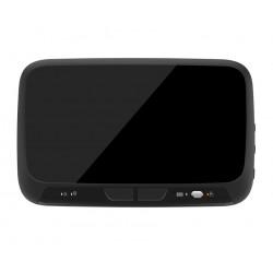 Tastatura Wireless Techstar® H18+, Iluminata, Full TouchPad, Mouse