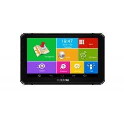 GPS Techstar MX-TAB cu Camera Auto FullHD si Android 4.4