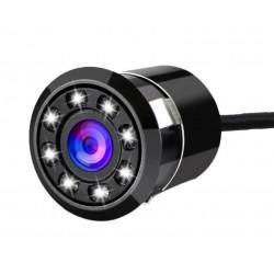 Camera Auto Marsarier cu Vedere Retrovizoare Techstar® IR, 4 LED-uri, Vizionare Nocturna, Unghi 170°, Waterproof