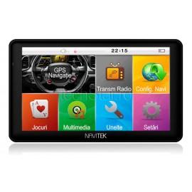"GPS Auto Navitek Premium+ 7"" HD 256Ram"