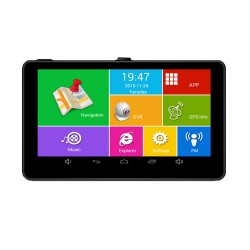 "GPS Auto Techstar M7X 7"" Premium 8GB Bluetooth Si Wifi"