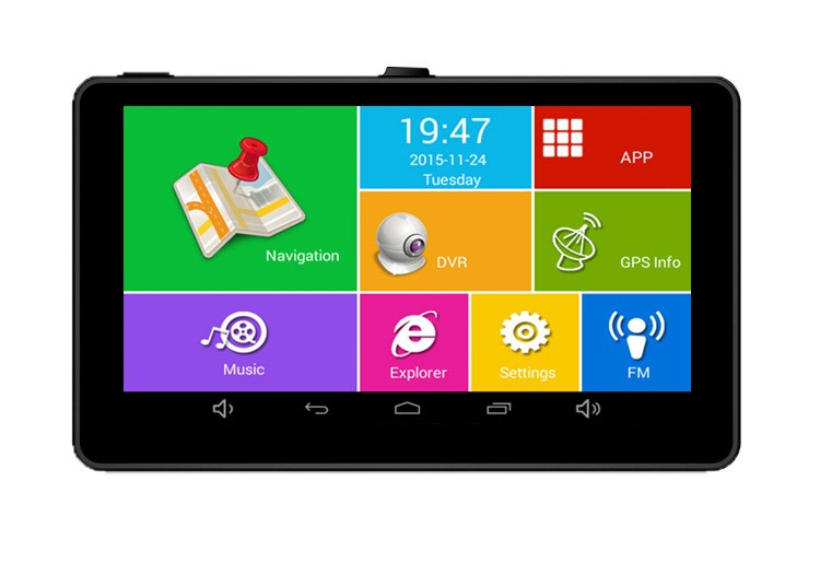Sistem de Navigatie Auto Techstar M19X cu Camera Incorporata WiFi si Bluetooth imagine techstar.ro 2021