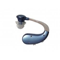 Aparat auditiv Techstar® VHP-202S, Volum Reglabil, Acumulator, Design Modern, Argintiu